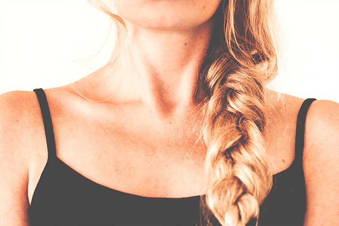 Care tips for natural looking hair extensions